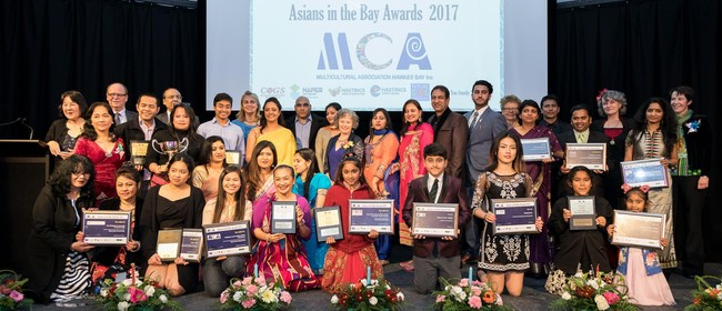 Asians In the Bay Awards 2018