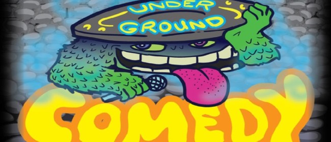 Underground Comedy At Lucky Finns
