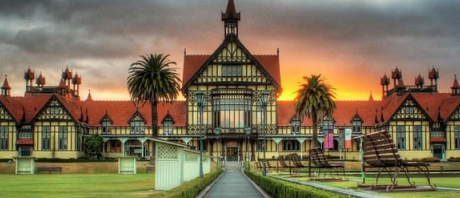 Rotorua X Connect Mayoral Update