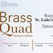 Brass Quad Rotorua Concert