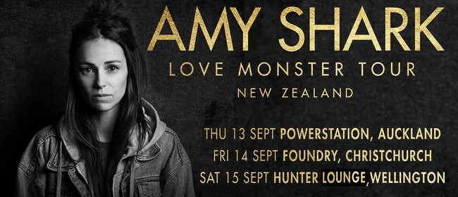 Amy Shark Love Monster Tour
