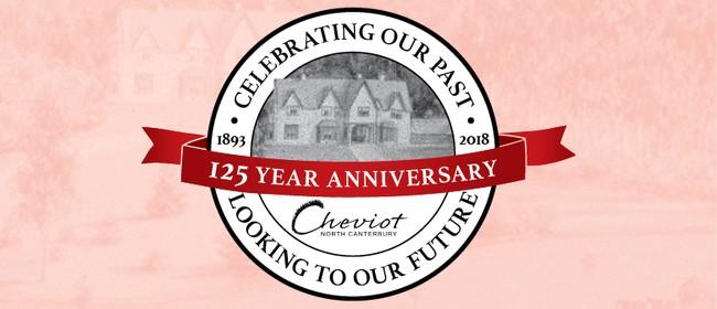Cheviot's 125yr Anniversary Ball