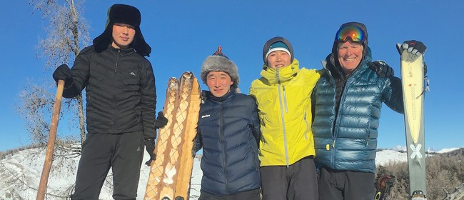 Chinese Politics and The Birth of Skiing