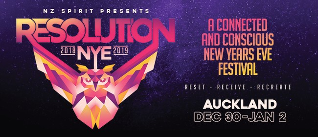 Resolution NYE Festival