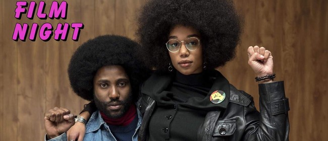 AAAP Film Night: BlacKkKlansman