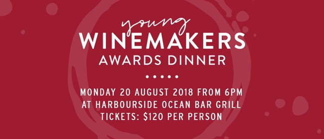 Young Winemakers Awards Dinner hosted by Tonnellerie de Merc