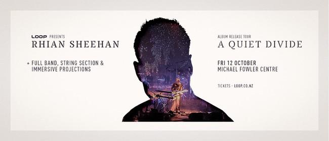 Rhian Sheehan - A Quiet Divide