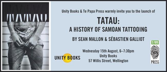 Launch - Tatau: A History of Sāmoan Tattooing