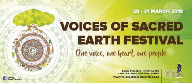 Voices of Sacred Earth Festival 2019