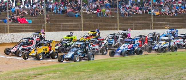 United Truck Parts Int. Midget Series - Boxing Day Bash