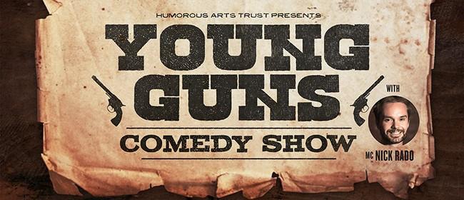 Young Guns Comedy Show with MC Nick Rado