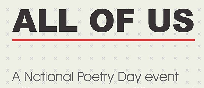 All of Us - National Poetry Day Event