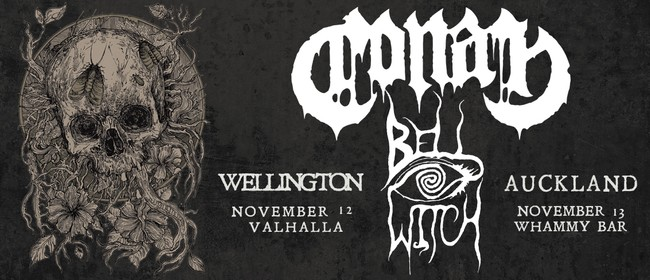 Conan and Bell Witch - NZ Tour