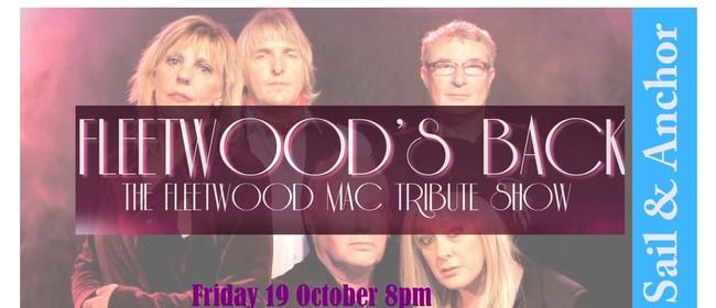 Fleetwoods Back - The Fleetwood Mac Tribute Show