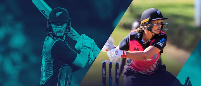 Blackcaps & White Ferns v India - 2nd T20