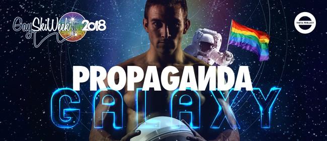 Propaganda Galaxy: Winter Pride '18 Final Party