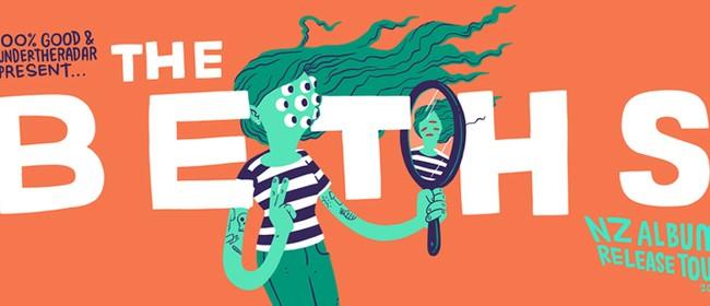 The Beths Album Release Tour