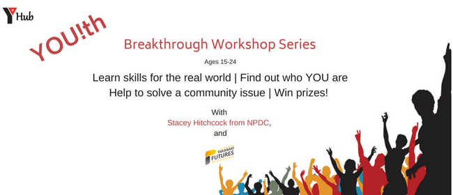 Solve a Community Issue - Youth Breakthrough Workshops