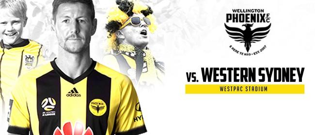 Wellington Phoenix VS Western Sydney Wanderers FC