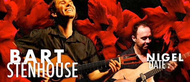 Bart Stenhouse & Nigel Date – Flamenco Gypsy Jazz Tour