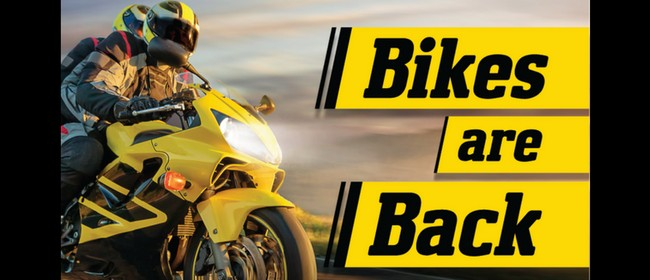 Bikes Are Back Motorcycle Event