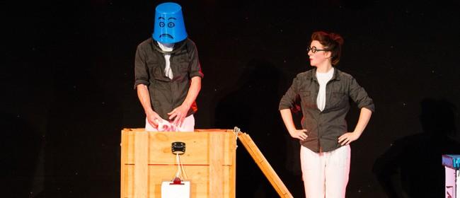 The Messy Magic Adventure - Nelson Arts Festival