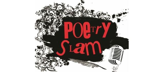 Poetry Slam - Nelson Arts Festival