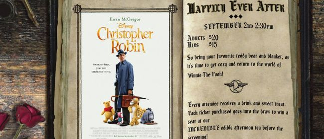 Happily Ever After - Christopher Robin