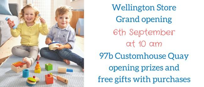 Bebabo Wellington Store Opening