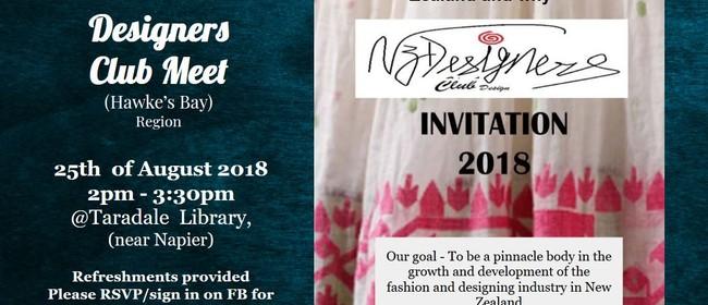 NZ Designers Club Meet