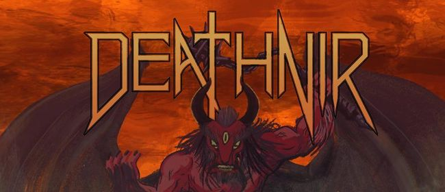 Deathnir - Second Sin Album Party