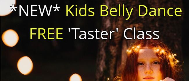 Kid's Belly Dance – Taster Class