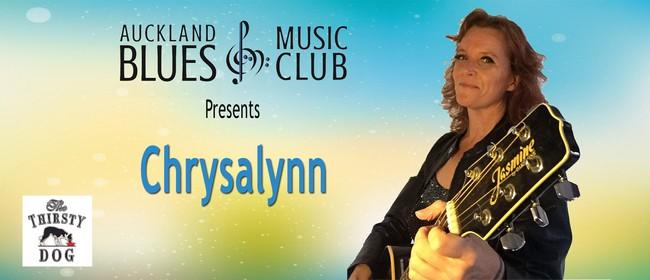 Chrysalynn - Auckland Blues Music Club
