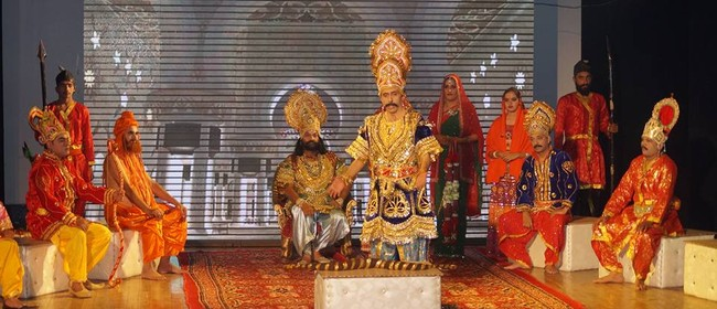 Staging of Light, Sight And Sound Show of Sh. Ramleela