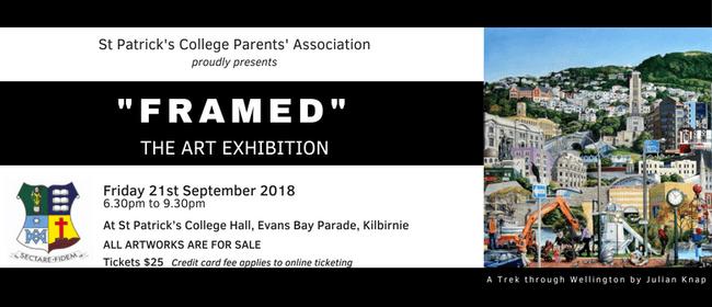 Framed - The Art Exhibition