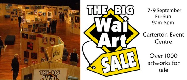 The Big Wai Art Sale