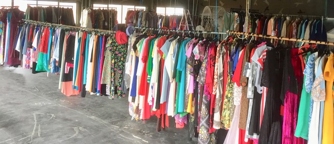 Ex Costume Hire and Vintage Clothes Sale