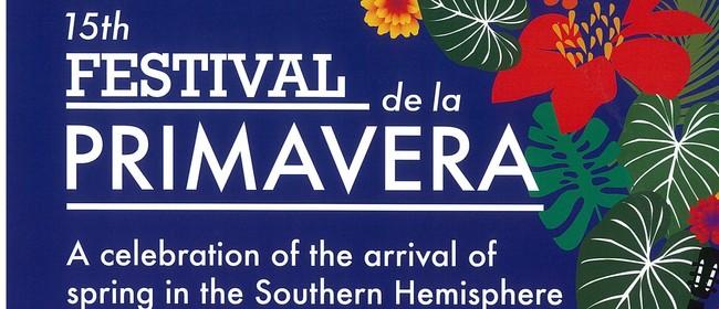15th Hispanic Spring Festival