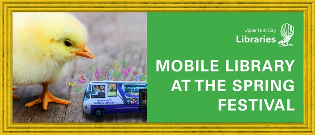 Mobile Library at Spring Festival