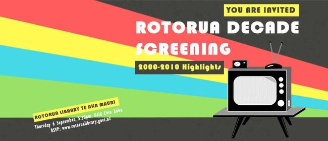 Rotorua Decade Screening