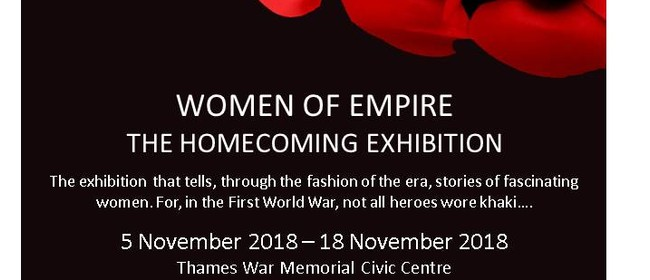 Women of Empire - The Homecoming