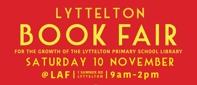 Lyttelton Book Fair