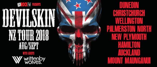 Devilskin NZ Tour 2018