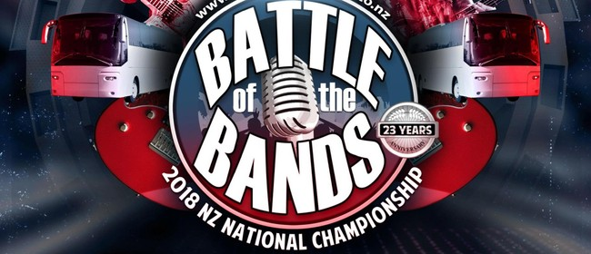 Battle of the Bands 2018 National Championship - WLG Heat 2