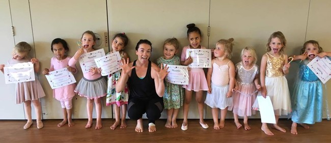Twinkletoes Preschool Dance Classes