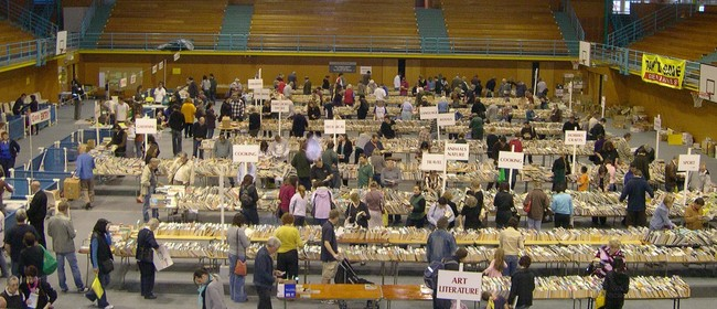 24 Hour Great Auckland Bargain Book Fair