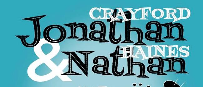 Jonathan Crayford & Nathan Haines