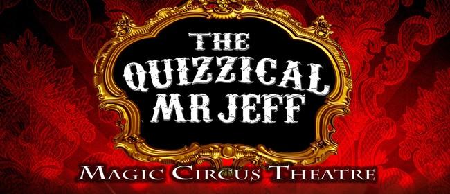 The Quizzical Mr Jeff - Wellington