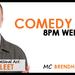 Comedy at The Attic - Greg Fleet