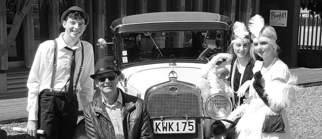 Birkenhead: Vintage Automobiles